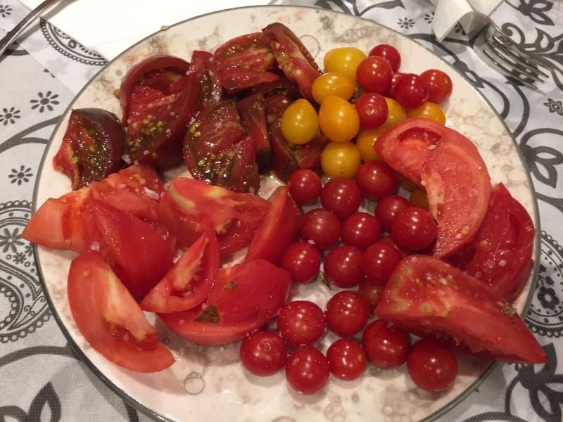 20 Degustacion tomates Maza