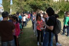 19 Visita escolares Huerta
